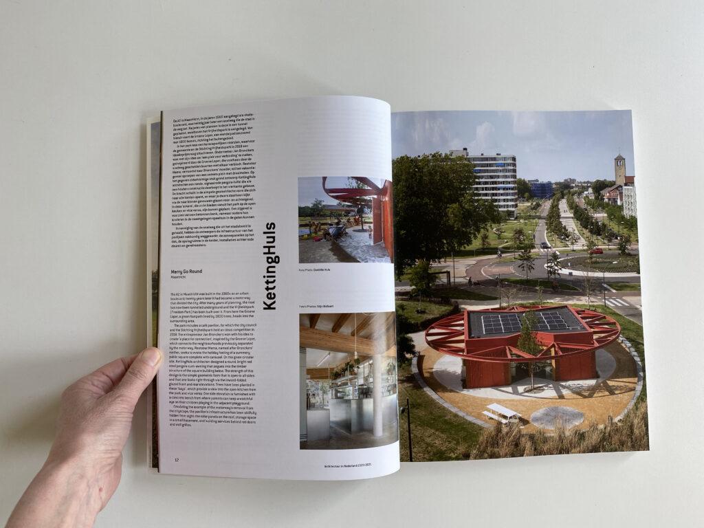 Jaarboek Architectuur | KettingHuls